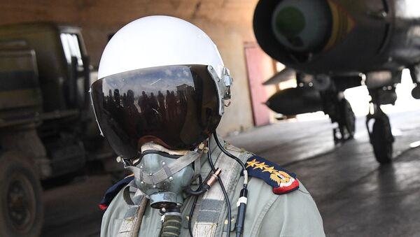 Các Tomahawk dường như không làm phi công Syria hoảng sợ - Sputnik Việt Nam