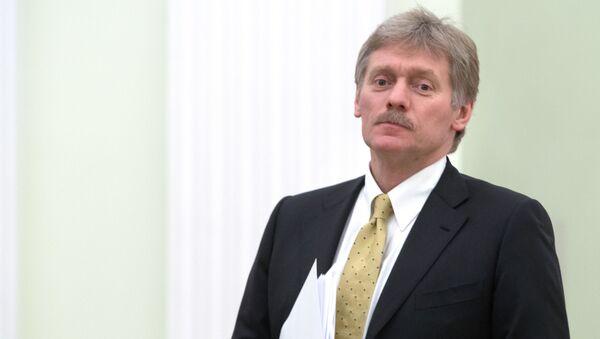 thư ký báo chí của tổng thống Dmitry Peskov - Sputnik Việt Nam