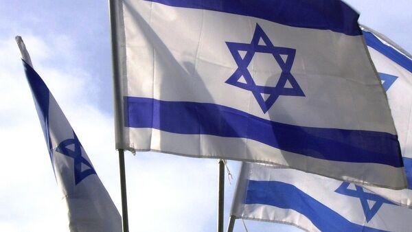 The flag of Israel - Sputnik Việt Nam