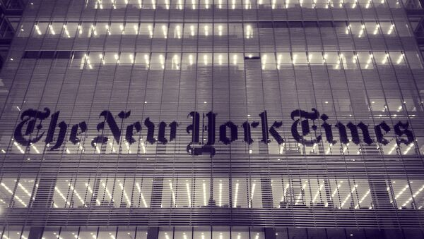 The New York Times - Sputnik Việt Nam