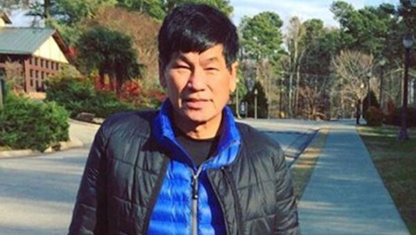 David Dao - Sputnik Việt Nam