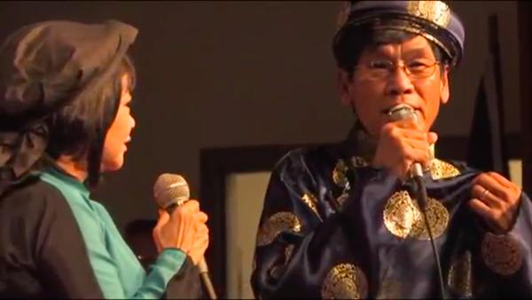 Tát nước đầu đình - Hoàng Oanh, Đào Duy Anh - Sputnik Việt Nam