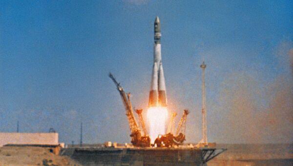 Старт космического корабля Восток-1 - Sputnik Việt Nam