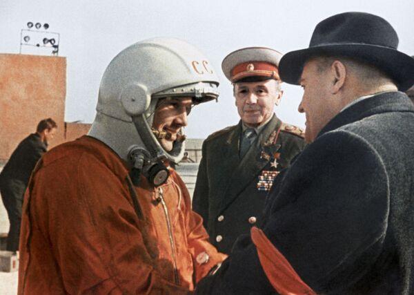 Vị trí xuất phát. Những lời dặn dò cuối cùng của Tổng công trình sư… - Sputnik Việt Nam