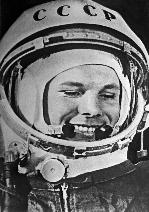 Nụ cười của Yuri Gagarin. Hình ảnh mà thế giới không bao giờ quên... - Sputnik Việt Nam