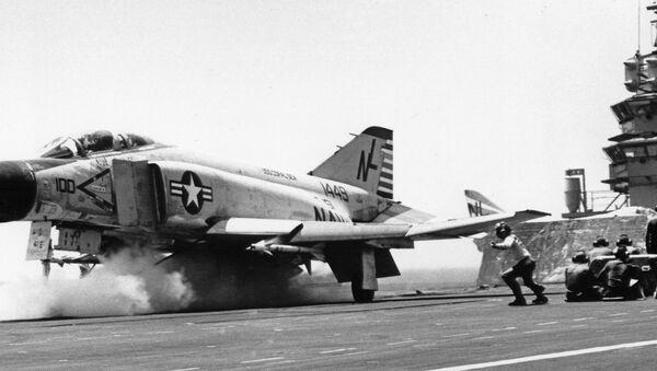 máy bay Mỹ Phantom II - Sputnik Việt Nam