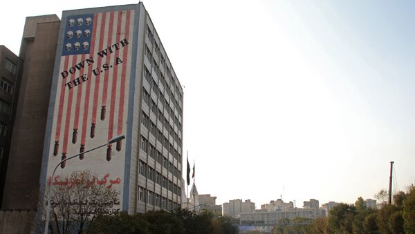 Teheran - Sputnik Việt Nam