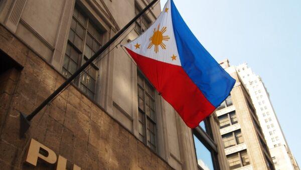 Quốc kỳ của Philippines - Sputnik Việt Nam
