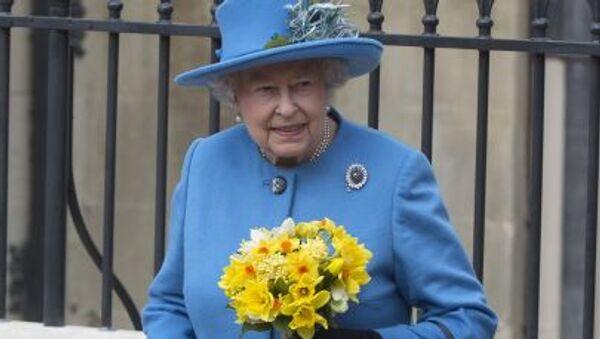 Nữ hoàng Elizabeth II  - Sputnik Việt Nam