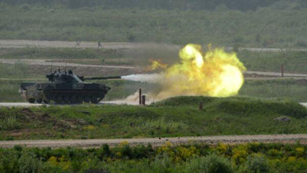 Thiết bị pháo tự hành chống tăng Sprut-SD - Sputnik Việt Nam