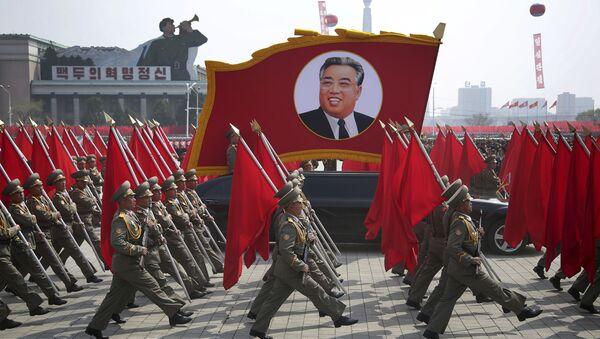 Kim Il-sung - Sputnik Việt Nam