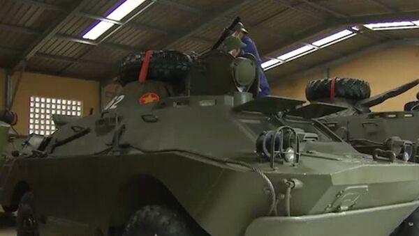 Ấn tượng quân sự Việt Nam tuần qua: Số lượng lớn xe tăng - thiết giáp đang được dự trữ - Sputnik Việt Nam