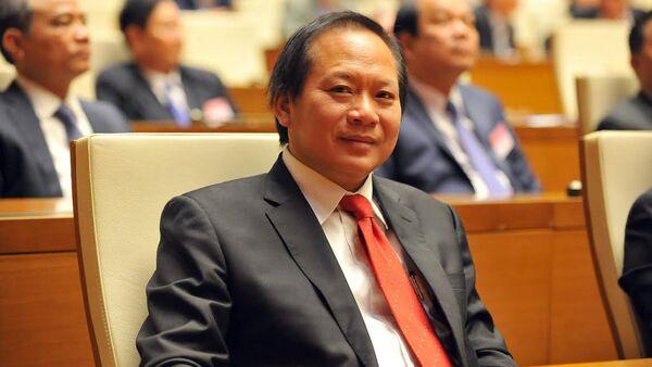 Bộ trưởng Bộ TT&TT Trương Minh Tuấn. - Sputnik Việt Nam