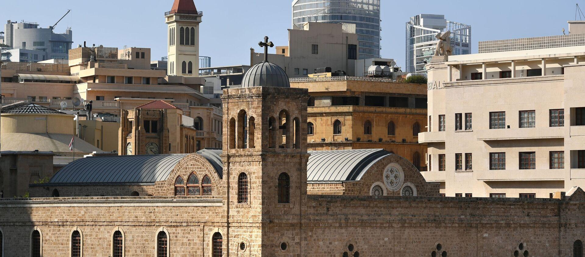 Beirut, Lebanon  - Sputnik Việt Nam, 1920, 04.05.2021