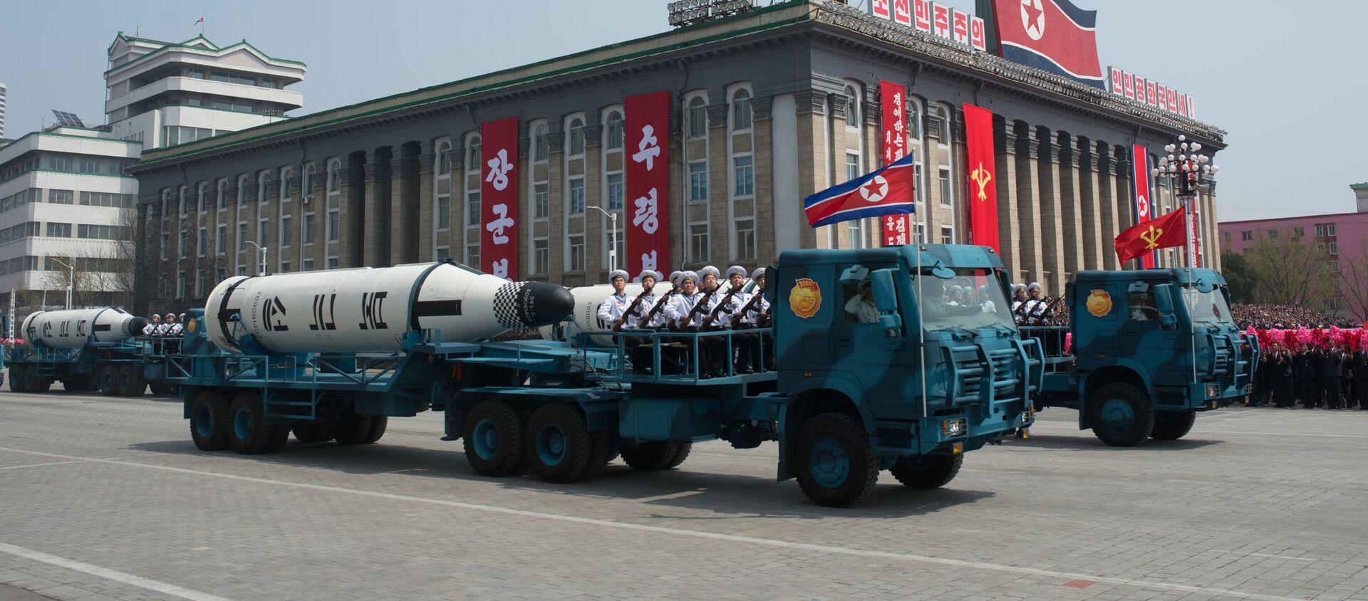 Bắc Triều Tiên - Sputnik Việt Nam, 1920, 23.07.2021