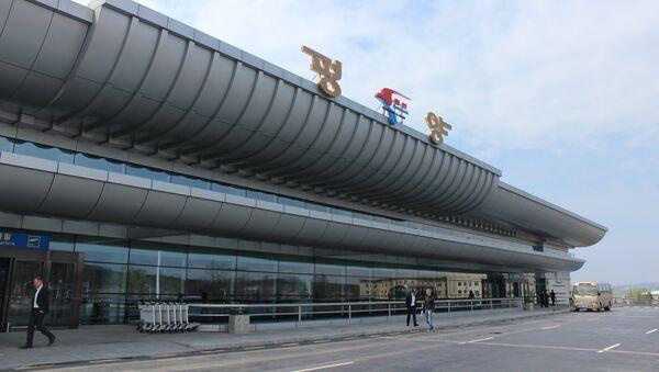 Pyongyang Sunan International Airport - Sputnik Việt Nam