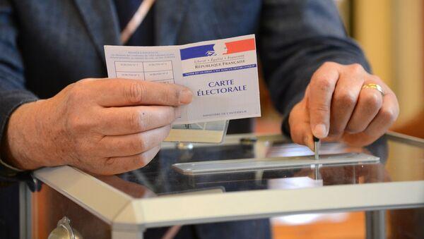 cuộc bầu cử ở Pháp - Sputnik Việt Nam