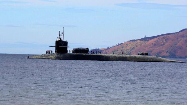 USS Michigan - Sputnik Việt Nam
