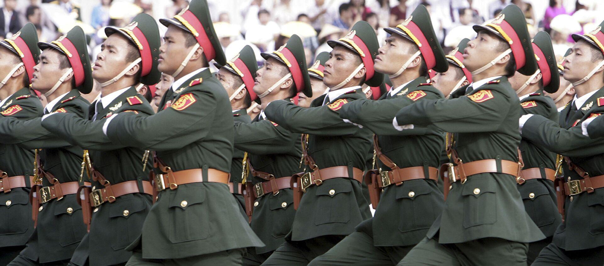 Các chiến sĩ Việt Nam - Sputnik Việt Nam, 1920, 10.06.2021