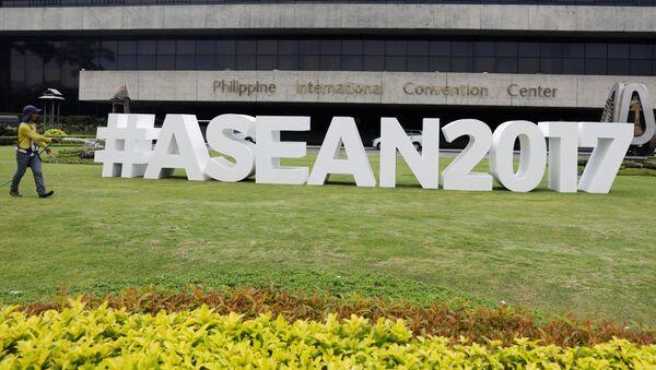 Hội nghị thượng đỉnh ASEAN lần thứ 30 đã khai mạc vào ngày 26 tháng 4 tại Philippines. - Sputnik Việt Nam
