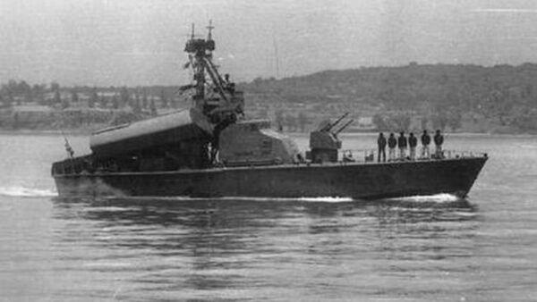 tàu tên lửa - Sputnik Việt Nam