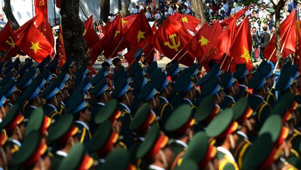 Kỷ niệm 40 năm Ngày giải phóng hoàn toàn miền Nam - Sputnik Việt Nam