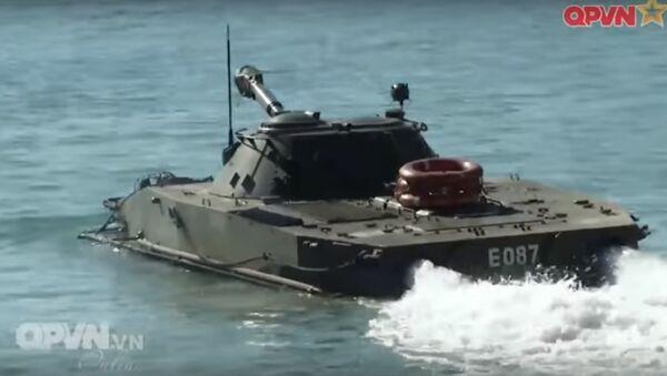 PT-76 - Sputnik Việt Nam