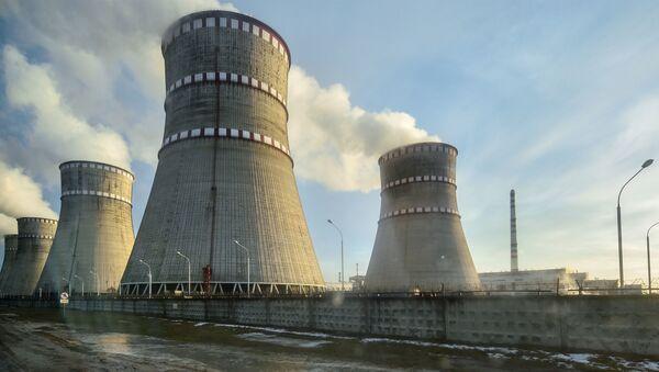 Nhà máy điện hạt nhân Ukraina - Sputnik Việt Nam