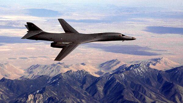 B-1B Lancer - Sputnik Việt Nam