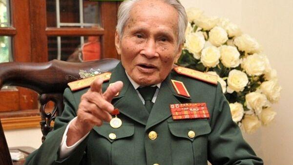 Trung tướng Nguyễn Quốc Thước. - Sputnik Việt Nam