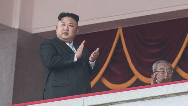 Kim Jong Un - Sputnik Việt Nam