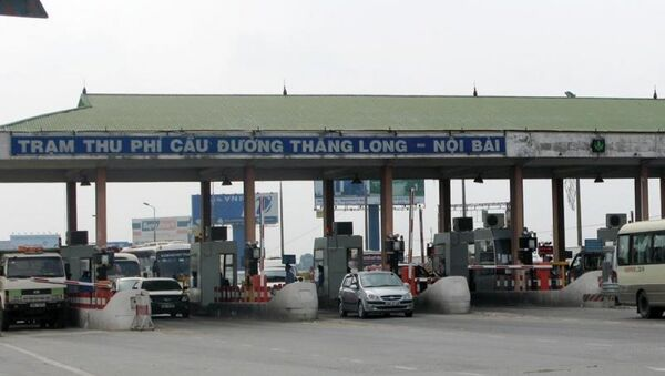Nhiều dự án BOT giao thông sau khi hoàn thành đi vào thu phí gây bức xúc người dân - Sputnik Việt Nam