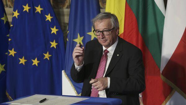 Jean-Claude Juncker - Sputnik Việt Nam