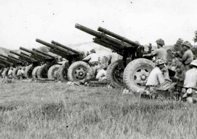 Chiến dịch Điện Biên Phủ và nghệ thuật tác chiến pháo binh