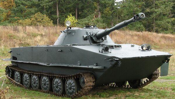 Xe tăng PT-76 - Sputnik Việt Nam