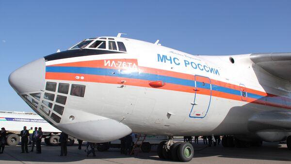 Máy bay IL-76 - Sputnik Việt Nam
