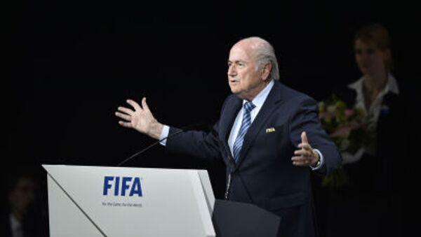 Joseph Blatter - Sputnik Việt Nam