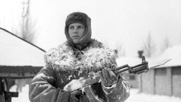 Canh phòng bảo vệ biên giới phía Bắc của Liên bang Xô-viết - Sputnik Việt Nam