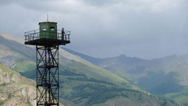 Đồn biên phòng ở Cộng hòa Altai - Sputnik Việt Nam