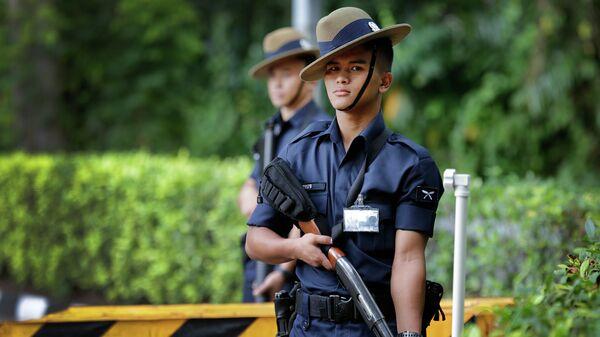 Cảnh sát Singapore - Sputnik Việt Nam