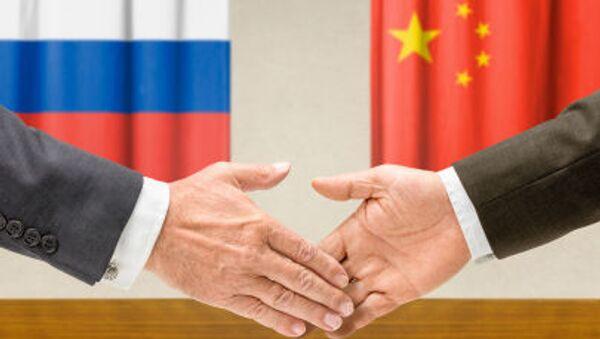 Hợp tác Nga-Trung Quốc - Sputnik Việt Nam