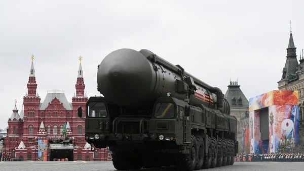 Hệ thống tên lửa di động RS-24 Yars - Sputnik Việt Nam