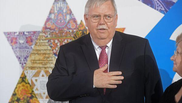 John Tefft - Sputnik Việt Nam