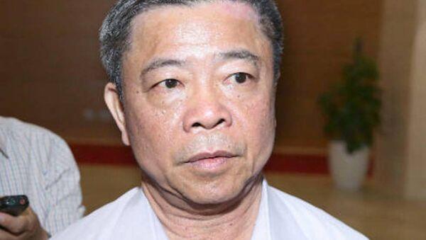 Ông Võ Kim Cự – Chủ tịch Liên minh HTX Việt Nam - Sputnik Việt Nam