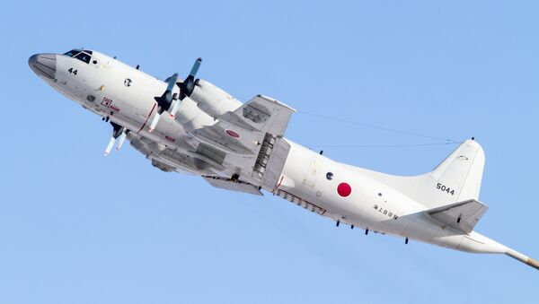 Máy bay P-3C của Nhật Bản - Sputnik Việt Nam