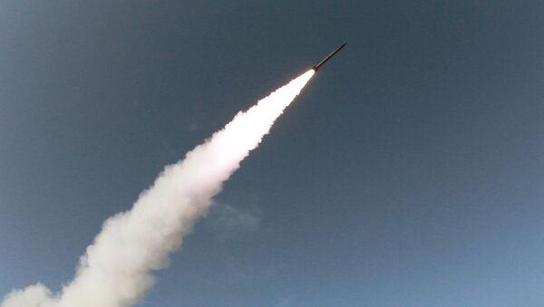 Triều Tiên phóng tên lửa ra biển Nhật Bản - Sputnik Việt Nam