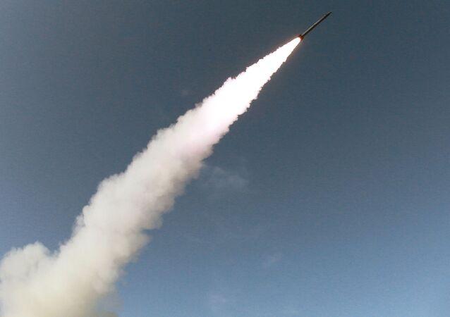 Triều Tiên phóng tên lửa ra biển Nhật Bản