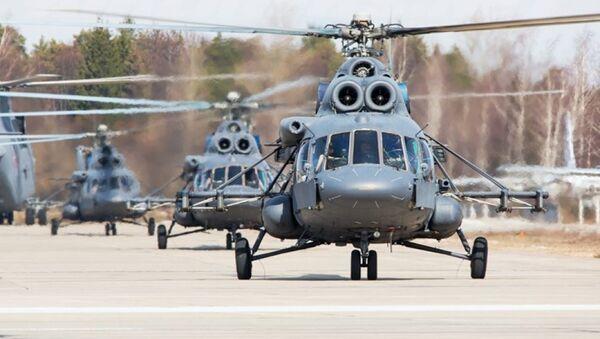 Mi-17V-5 - Sputnik Việt Nam