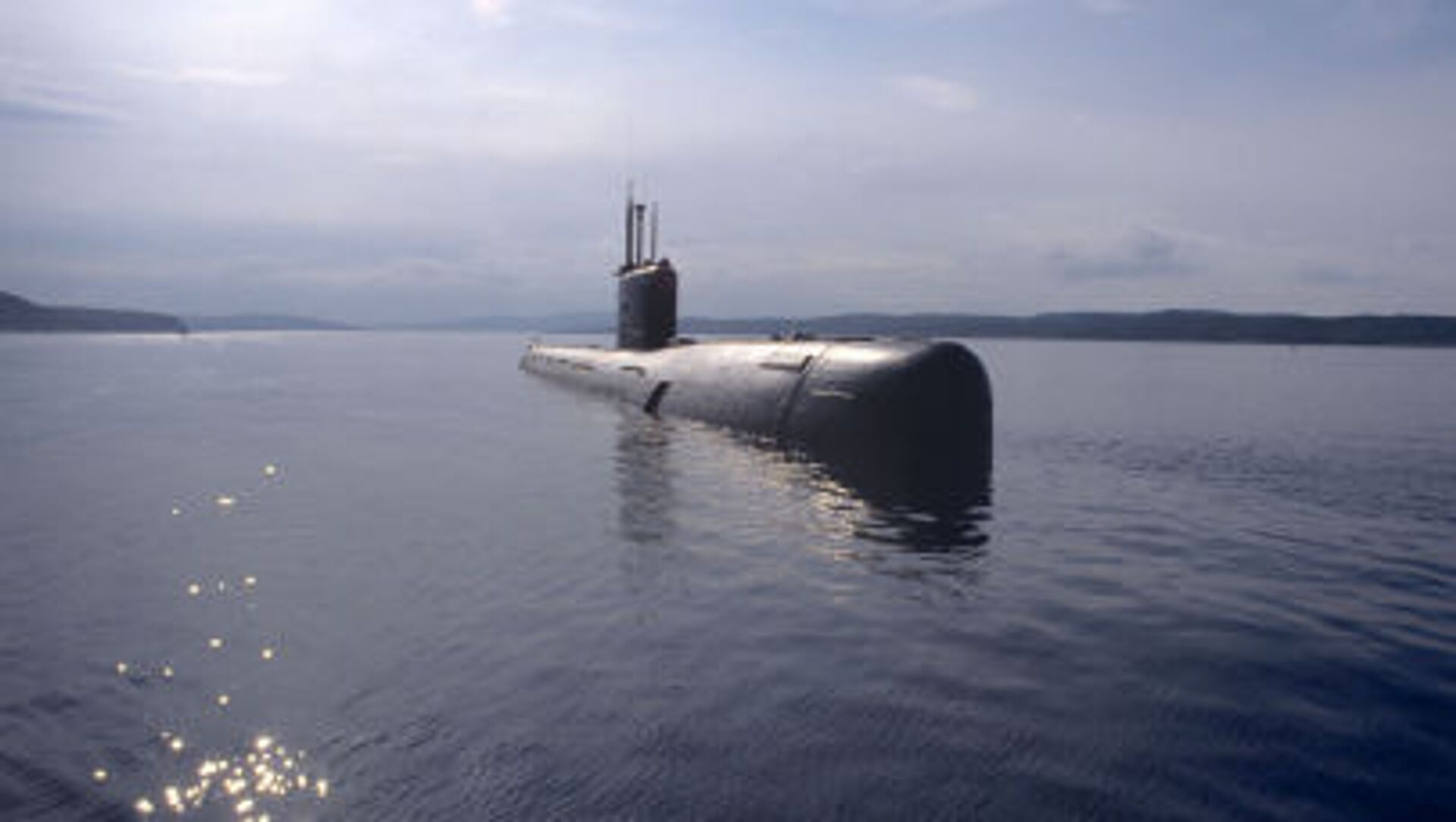 tàu ngầm Varshavyanka của Nga - Sputnik Việt Nam, 1920, 28.03.2021