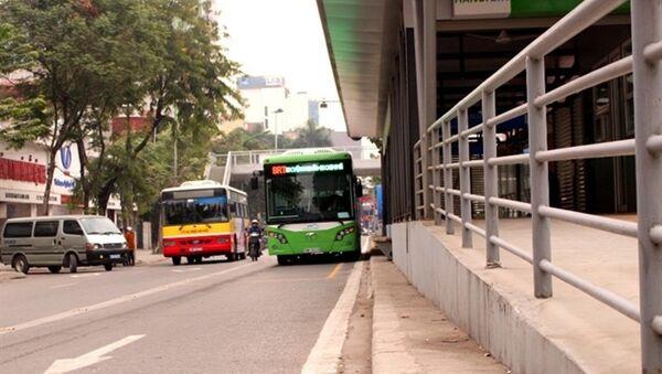 Có thể là dấu chấm hết cho buýt nhanh BRT? - Sputnik Việt Nam